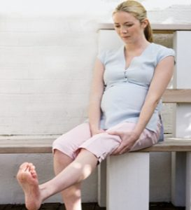 Pregnancy Leg Cramps Symptoms