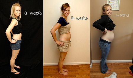 What is the Exact 26 Weeks Pregnant Weight Gain?